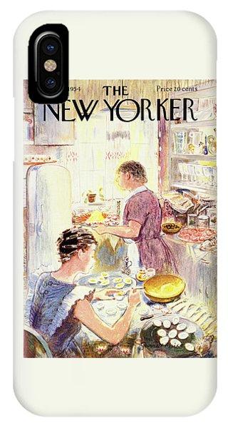 New Yorker September 18 1954 IPhone Case