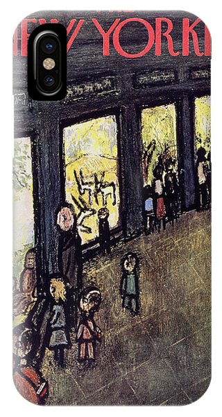 New Yorker September 27 1958 IPhone Case