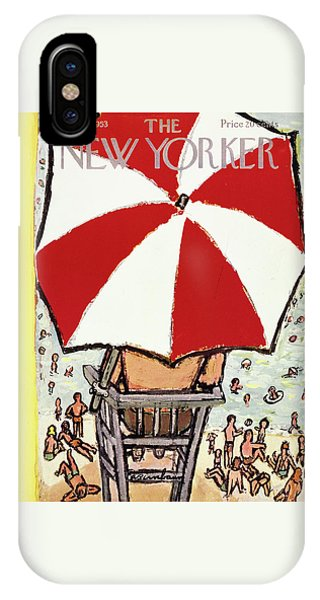 New Yorker September 5 1953 IPhone Case