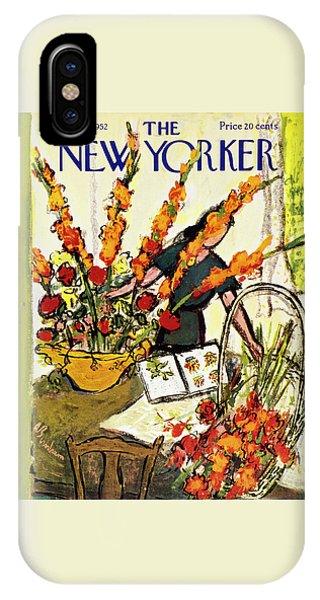 New Yorker September 6 1952 IPhone Case