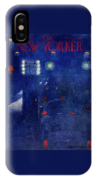 New Yorker September 7 1957 IPhone Case
