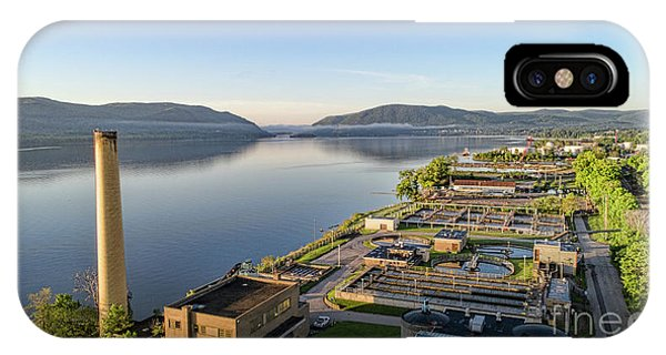 Newburgh And The Hudson Highlands IPhone Case
