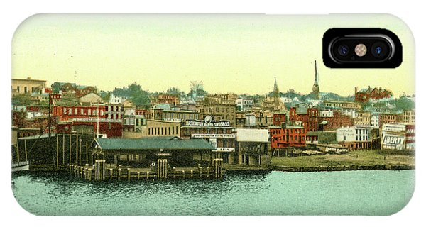 Newburgh Steamers Ferrys And River - 15 IPhone Case