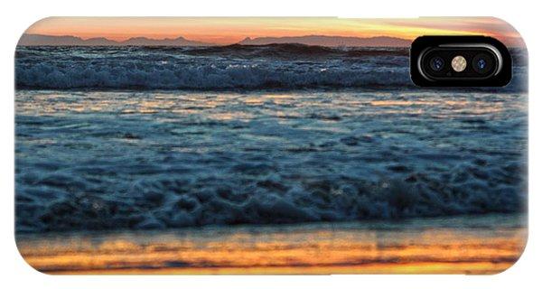 Newport Beach Sunset 1 IPhone Case