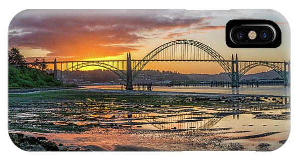 Newport Or Greeting IPhone Case