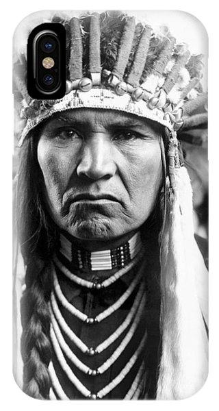 Nez Perce Native American IPhone Case