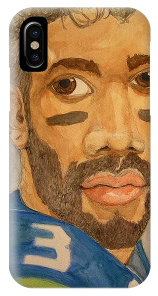 New School Football Seattle IPhone Case