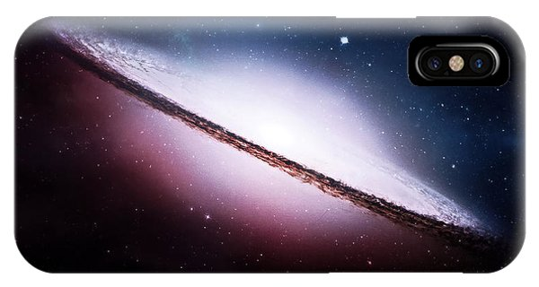 Ngc 2035 Magellanic Cloud Galaxy IPhone Case