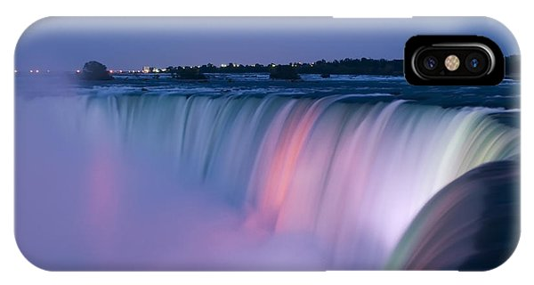 Niagara Falls At Dusk IPhone Case
