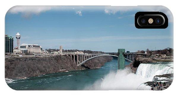 Niagara Falls New York IPhone Case