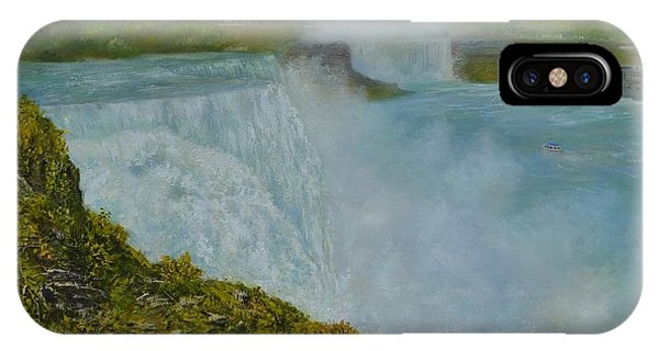 Niagara Falls New York IPhone Case
