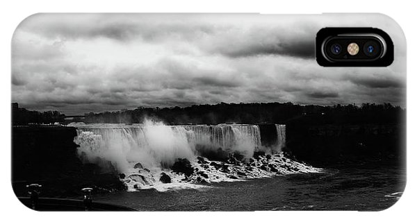 Niagara Falls - Small Falls IPhone Case