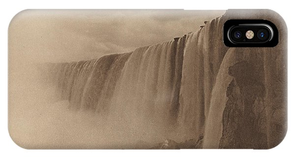 iPhone Case - Niagara Falls by William D Murphy