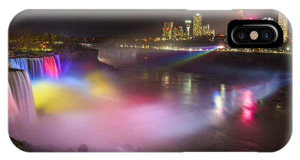 Niagara Rainbow IPhone Case