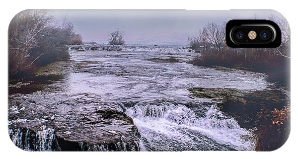 Niagra IPhone Case
