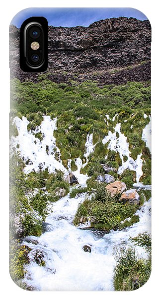 Niagra Springs Idaho Journey Landscape Photography By Kaylyn Franks  IPhone Case