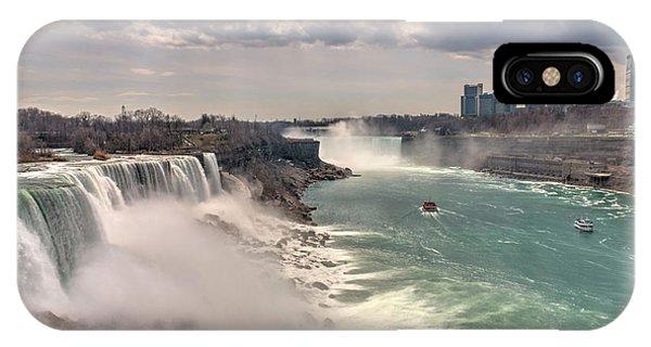Niagra Waterfalls IPhone Case