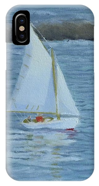 Nice Day For A Sail IPhone Case