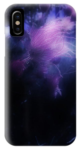 Night Bloom IPhone Case