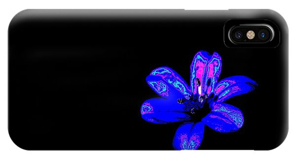 Night Blue IPhone Case