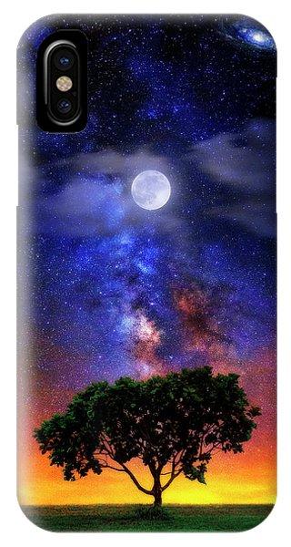 Night Colors IPhone Case