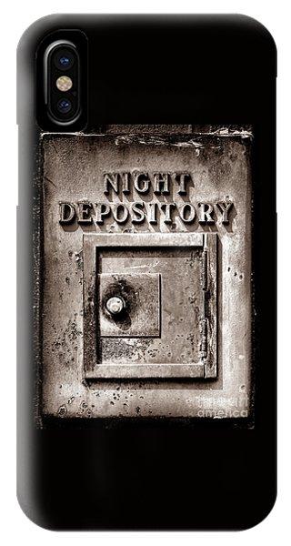 Night Depository IPhone Case