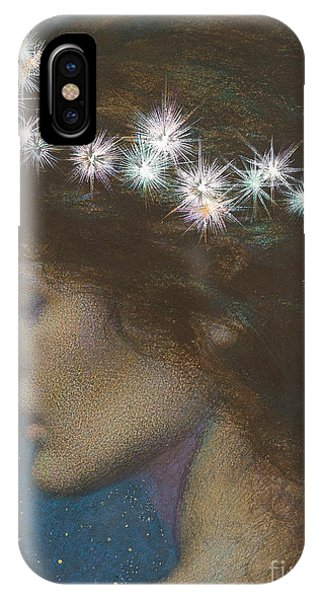 Elegant iPhone Case - Night by Edward Robert Hughes