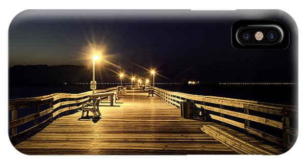 Night Fishin' IPhone Case