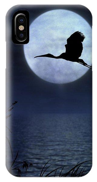 Night Flight IPhone Case