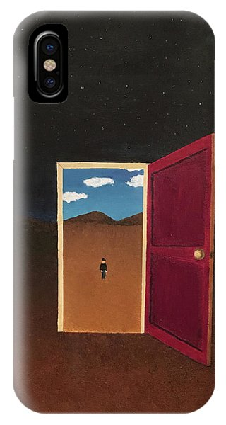 Night Into Day IPhone Case