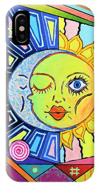 Night Kisses Daylight IPhone Case
