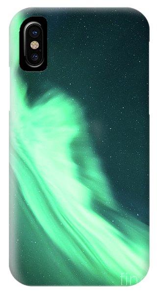 Night Lines IPhone Case