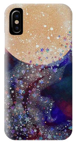 Night Magic IPhone Case