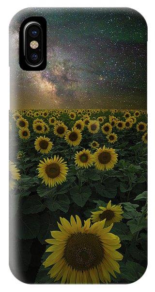 Night Of A Billion Suns IPhone Case