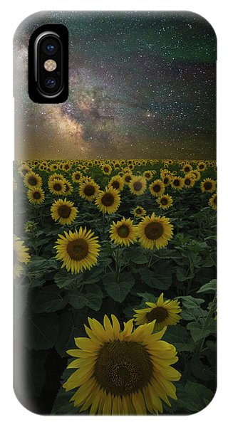 Night Of A Billion Suns IPhone Case