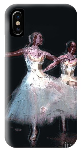 IPhone Case featuring the photograph Night Of The Ballet by Donna Bentley