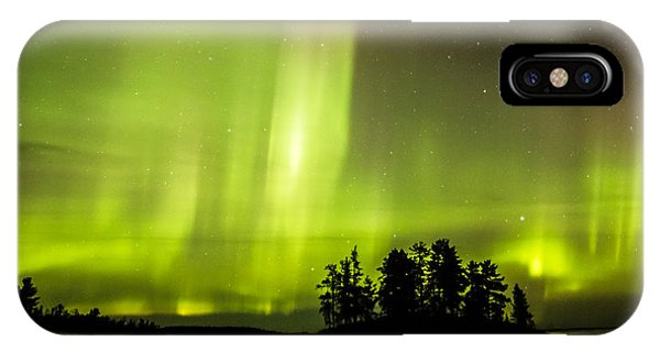 Night On Rainy Lake IPhone Case