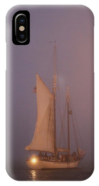 Night Passage IPhone Case