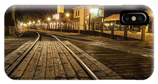 Night Rails IPhone Case
