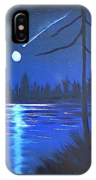 Night Scene IPhone Case