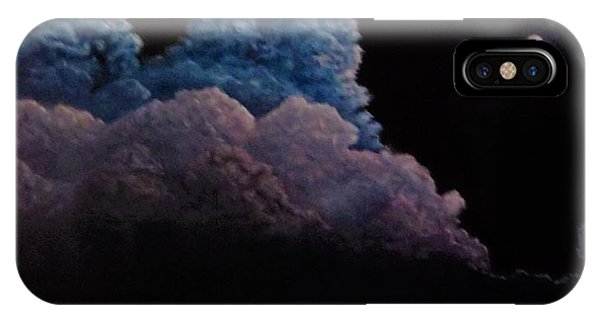 Stephen King iPhone Case - Night Sky by Stephen King