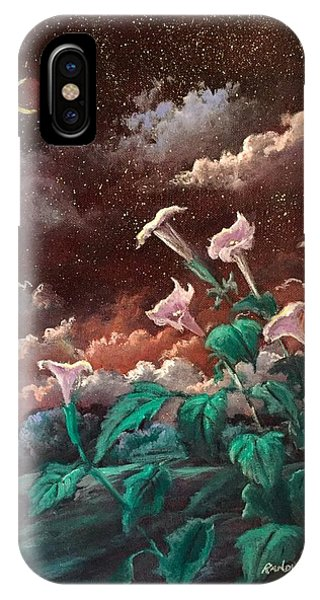 Night Song IPhone Case