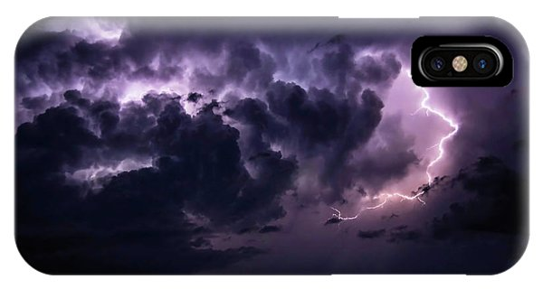 Night Storm IPhone Case