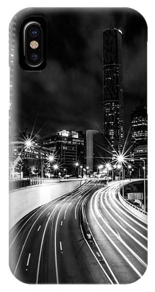 Night Time In The City  IPhone Case