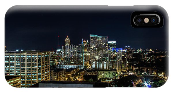 Night View  IPhone Case