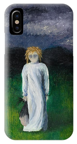 Night Walk IPhone Case