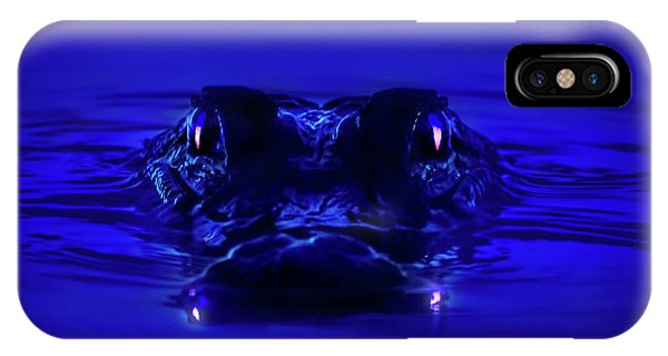 Andrew iPhone Case - Night Watcher by Mark Andrew Thomas