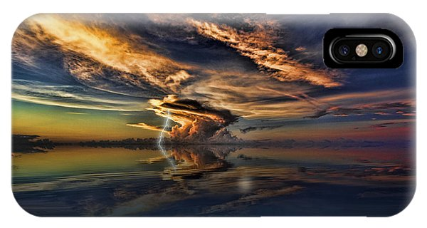 Nightcliff Pop IPhone Case