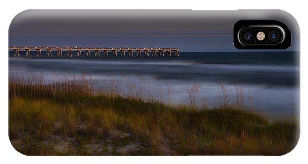 Nightlife By The Sea IPhone Case
