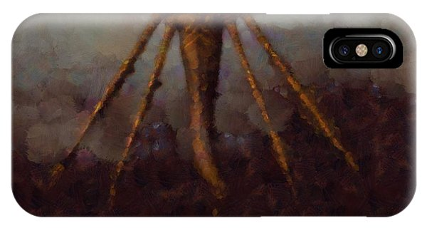 Strange iPhone Case - Nightmare Monster by Esoterica Art Agency